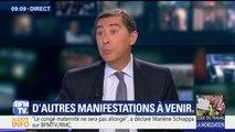 """Réforme du code du travail: """"J'appelle les Français à cesser la docilité"""", dit Quatennens (LFI)"""