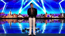 Britains Got More Talent 2017 Christian Stoinev & Percy the Acrobatic Dog from AGT Full Clip S11E