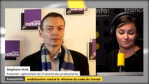 Code du Travail : pourquoi Jean-Claude Mailly (FO) n'appelle pas à manifester