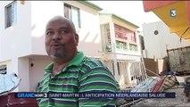 Saint-Martin : après Irma, le contraste entre les parties française et néerlandaise