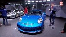 VÍDEO: Así es el Porsche 911 GT3 Touring Package. ¡Sin alerón!