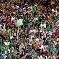 Pakistan Vs World XI T20 Series- Gaddafi Stadium Before The Match 1st T20- Independence Cup 2017