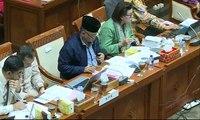 Komisi III DPR Gelar Rapat Dengar Pendapat dengan KPK