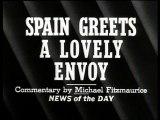 Around the World in 80 days - (Spain 1956 newsreel)