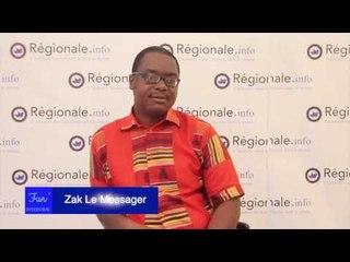 Regionale.info  / Fun' interview avec Zak Le Messager