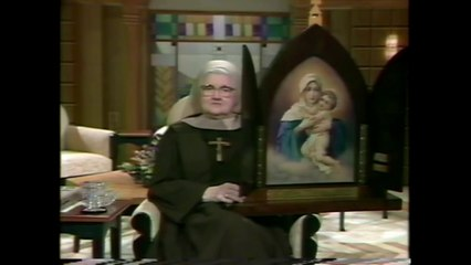 Pilgrim Mother and Mother Angelica
