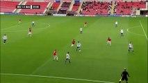 1-0 Aidan Barlow Goal UEFA Youth League  Group A - 12.09.2017 Man United Youth 1-0 FC Basel Youth