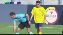 Keres Masangu Goal HD - AS Roma U19 1-2 Atl. Madrid U19 12.09.2017