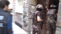 Beyoğlu'nda Hava Destekli Narkotik Operasyon