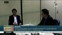Detienen en Brasil a empresarios delatores de Temer