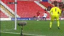 3-1 Angel Gomes Penalty Goal UEFA Youth League  Group A - 12.09.2017 Man United Youth 3-1 FC...