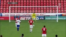 All Goals UEFA Youth League  Group D - 12.09.2017 Man United Youth 4-3 FC Basel Youth