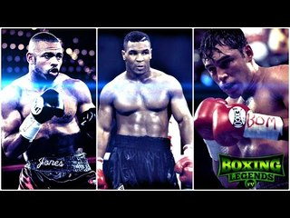 100 Greatest Boxers Of All Time PT1