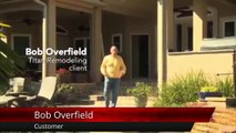 Titan Remodeling San Antonio Superb Five Star Review by Bob Overfield