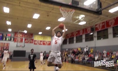 OAK HILL'S LINDELL WIGGINTON IS ONE OF THE BEST GUARDS OUT OF CANADA!