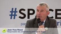 Jean-Yves Rissel : « 500 bovins de 13 races fouleront les allées du Space »