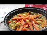 Tajine aux carottes et citron confit - 750g