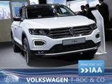 Nouveautés Volkswagen en direct du Salon de Francfort 2017