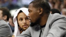 Steph Curry MAD at Kevin Durant for Dissing Under Armour