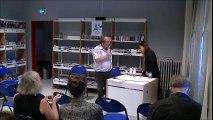 Littérature : l'auteure grecque Ersi Sotiropoulos hôte de la bibliothèque de Bastia