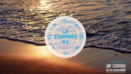 Le Zapping #3 : Mardi 12 septembre 2017