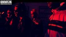 NINHO - Freestyle Akrapovic ( Live des studios de Generations)
