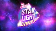 Out-of-This World Fun with the Galaxy Barbie and her Flying Cat   Star Light Adventure   Barbie