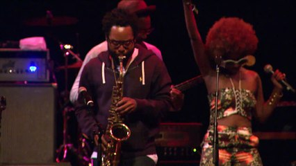 Art of Cool and UNC TV Present Terrace Martin and The Pollyseeds