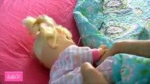 Jeunes filles pour clin doeil avec Poupée pupsiki nouveaux jouets pour bébés elayv matin dalimentation chaise