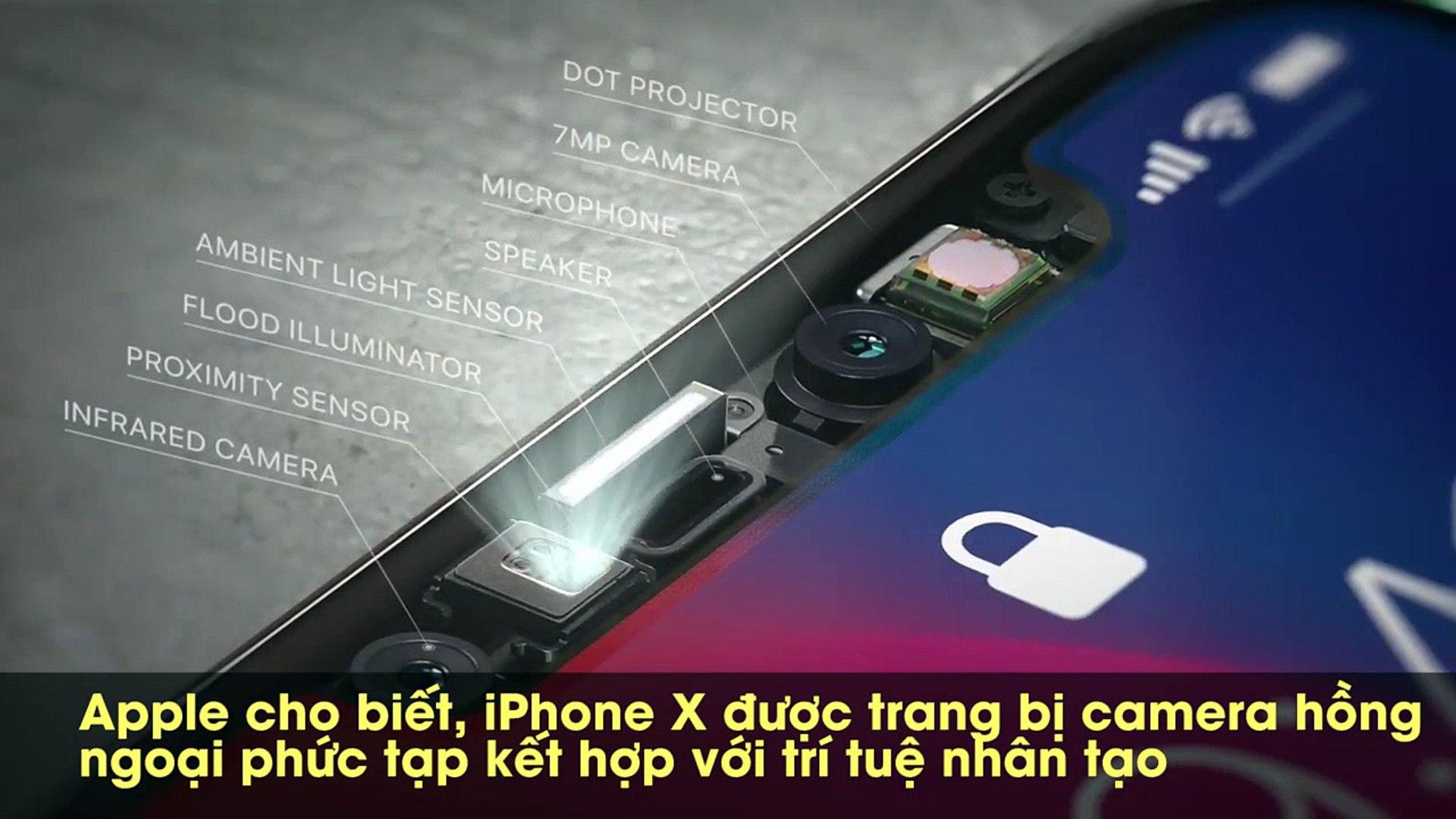 Lần đầu tiên thử nghiệm tính năng Face ID, Apple đã gặp thất bại ngay trên sân khấu?
