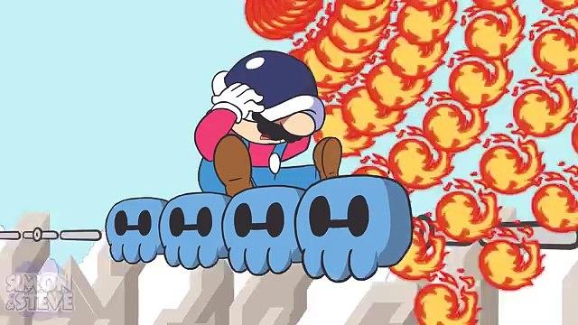 Infinite Fun! (Mario Maker Parody) - Dublado PT-BR