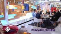 Manu Payet raconte ses premières expériences d'adolescent avec... La Redoute ! Regardez