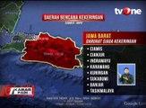 Data Daerah Bencana Kekeringan di Indonesia
