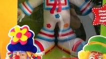 Boneco Patati Interativo da Candide - Brinquedos Palhaços Patati Patatá