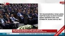 Erdoğan'dan Kılıçdaroğlu'na: Sen kimsin ya!