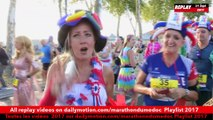 Replay départ n°3 Marathon du Medoc 2017 / Medoc Marathon Replay départ n°3