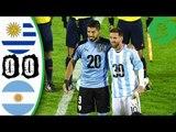 Uruguay vs Argentina 0-0 - Highlights & Goals - 31 August 2017