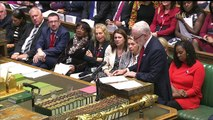 Corbyn attacks May at PMQs over cuts and economy