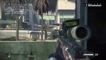 Tical Sniper Positioning on PRISON BREAK! BEST SNIPER SPOTS in CoD Ghosts!!