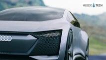 Audi Aicon - Le concept futuriste de la marque allemande