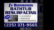 Livingston Parish Bathtub Reglazing