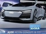 Audi Aicon Concept en direct du salon de Francfort 2017