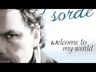 Joan Sordé - Welcome to my world (versió en català)