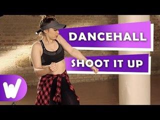 Cómo bailar DANCEHALL | Paso shoot it up