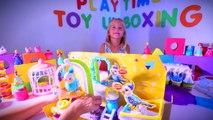 Little LIVE Pets CLEVERKEET Full Review Youtube Fun Toys Disney Princess Unboxing Pet Bird