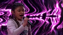 Angelica Hale- 10-Year-Old Singer Blows The Audience Away - America's Got Talent 2017