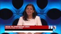 Jeux Olympiques Paris 2024 - Message d''Anne Hidalgo, maire de Paris, devant le CIO