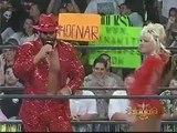 RANDY MACHO MAN SAVAGE QUITS WCW (1999) - WWF WWE Wrestling - Sports MMA Mixed Martial Arts Entertainment