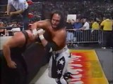 RANDY MACHO MAN SAVAGE VS STING (1998) - WWF WWE Wrestling - Sports MMA Mixed Martial Arts Entertainment