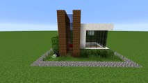 Minecraft: Survival House Tutorial - How to Build a Easy
